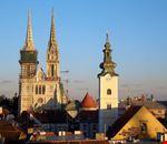 La cattedrale di Zagabria
