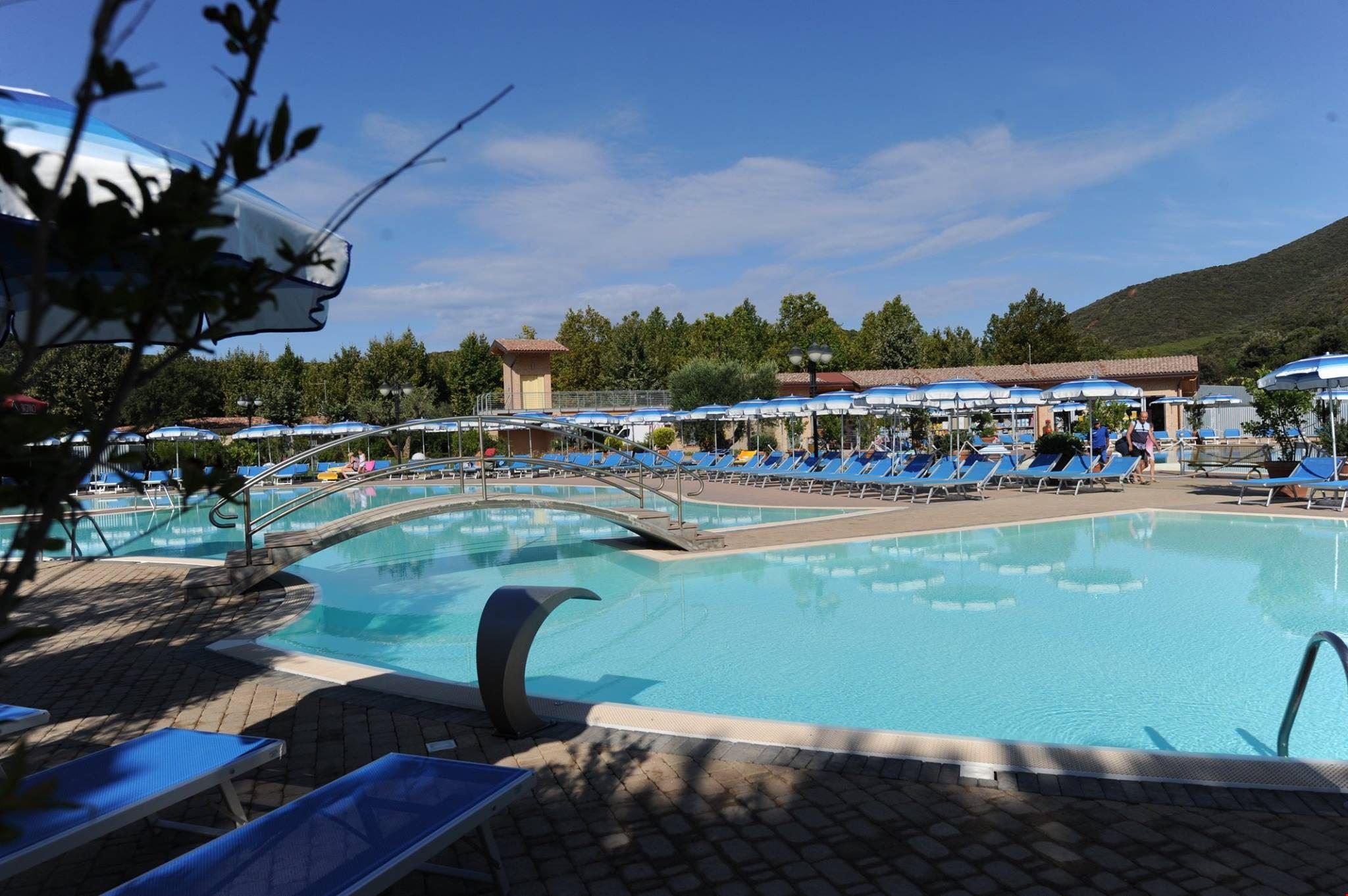 Camping Village con Piscina a Castiglione della Pescaia, Grosseto