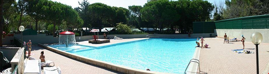 Camping Village con Piscina a Marina di Bibbona, Livorno