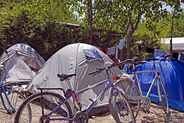 Campeggio sul mare in Emilia Romagna