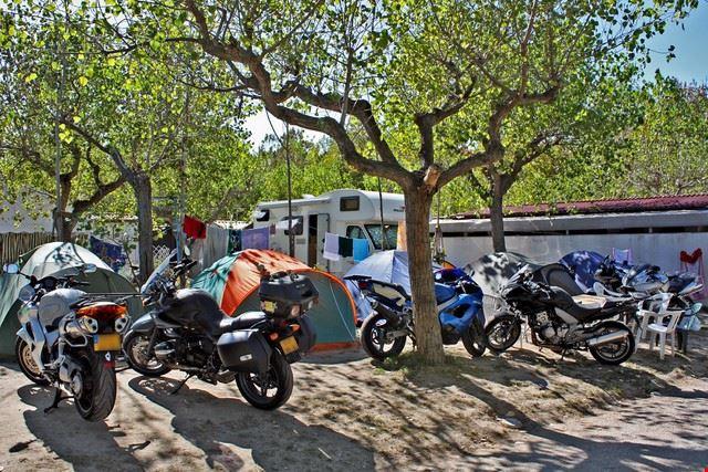 Campeggio a Riccione