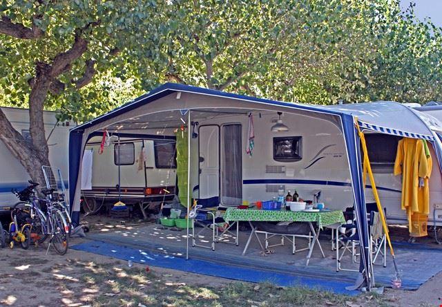 Camper service