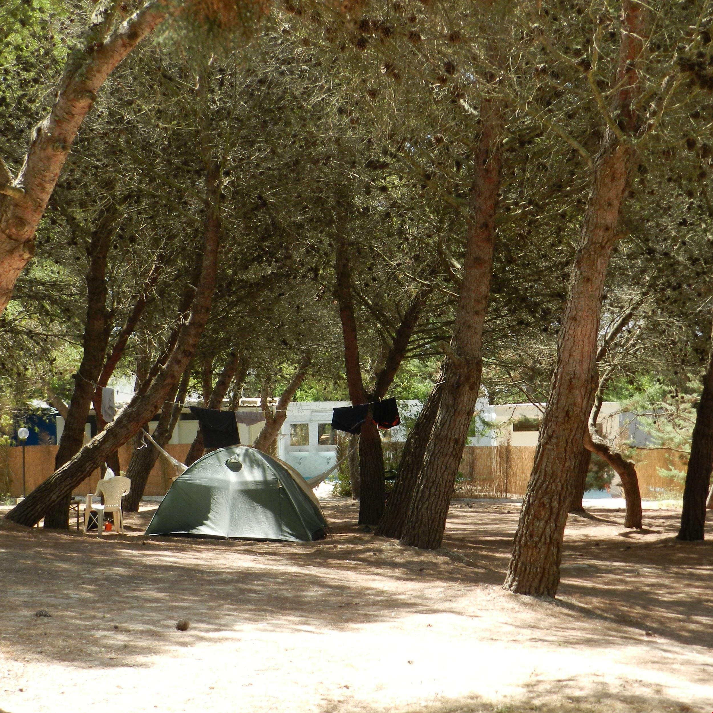 Camping nel Salento, Puglia