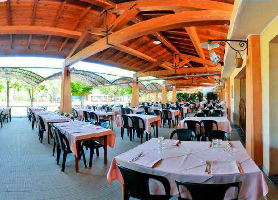 Camping Village con Ristorante in Sardegna