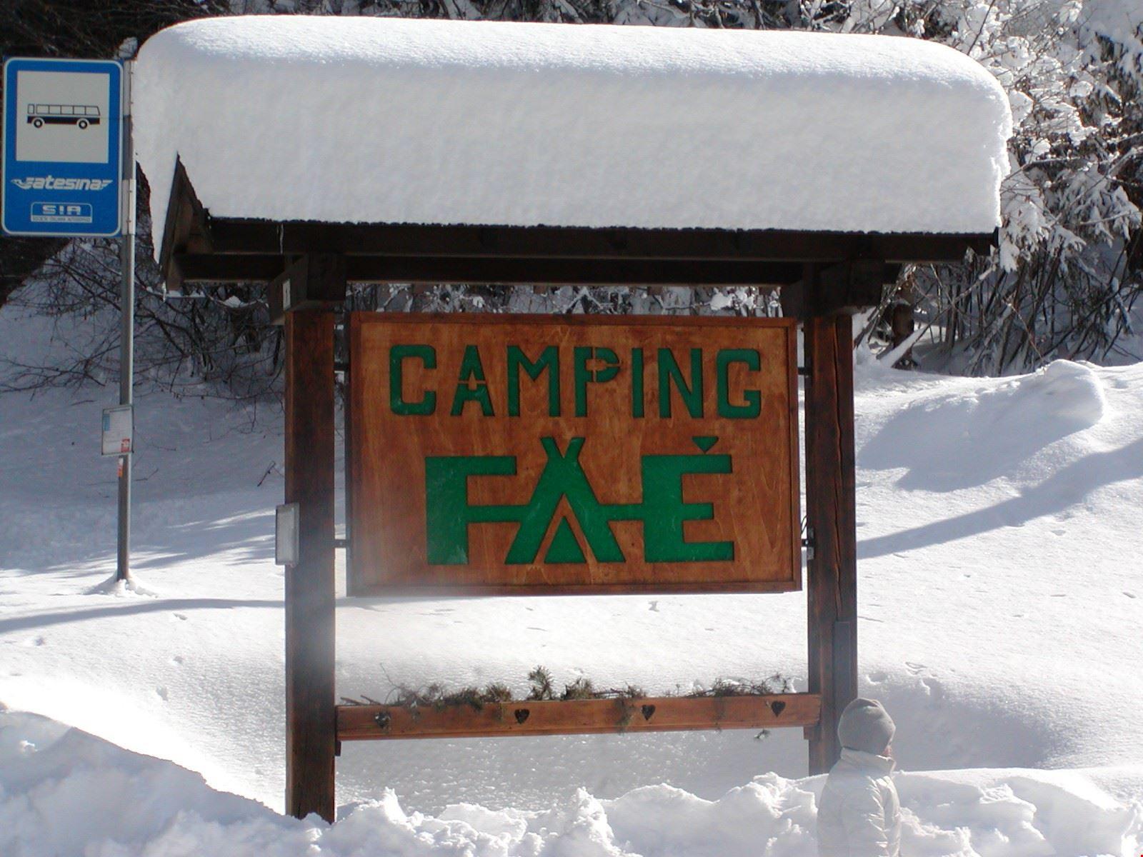 Camping Faè