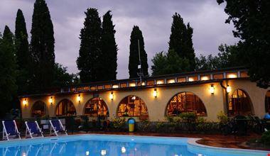Camping Village con Piscina a Fiesole, Firenze