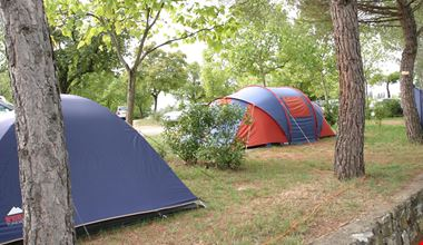 Camping a Impruneta, Firenze