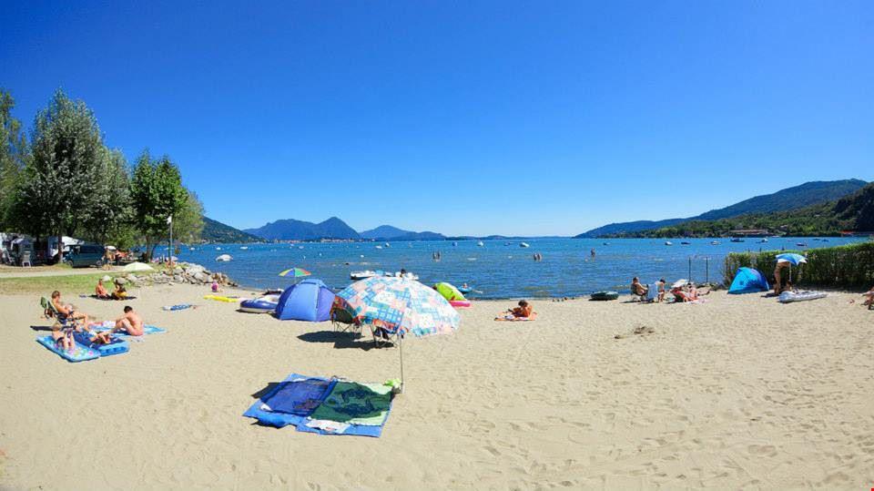 Camping Village sul Lago Maggiore, Piemonte