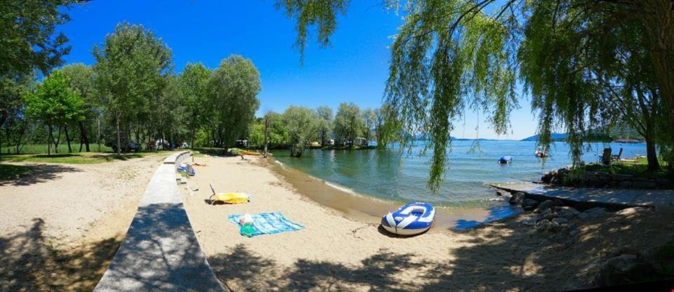 Camping per Famiglie sul Lago Maggiore