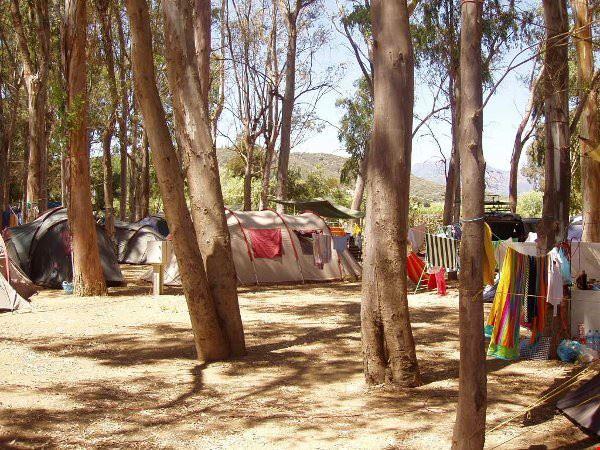 Camping nella Sardegna Orientale