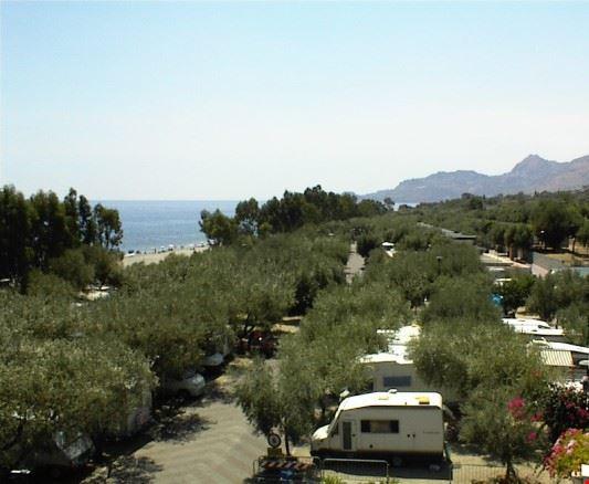 Camping Village a Letojanni, Messina