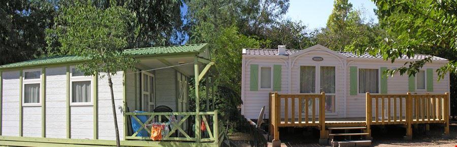Camping in Alta Corsica