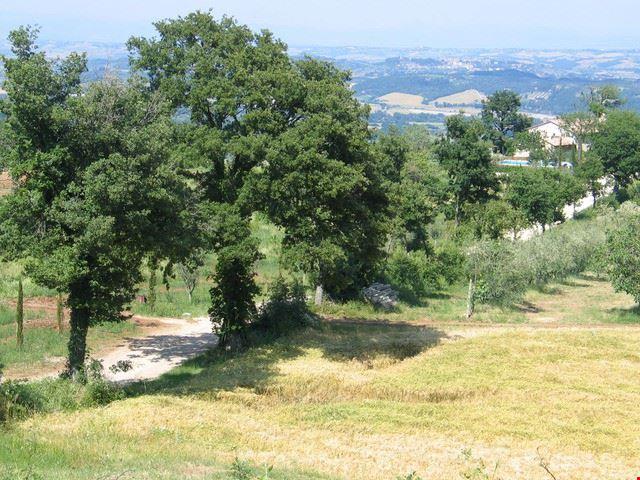 Campeggio in Toscana, a Sarteano