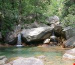 Camping sul Fiume di Solenzara, Corsica