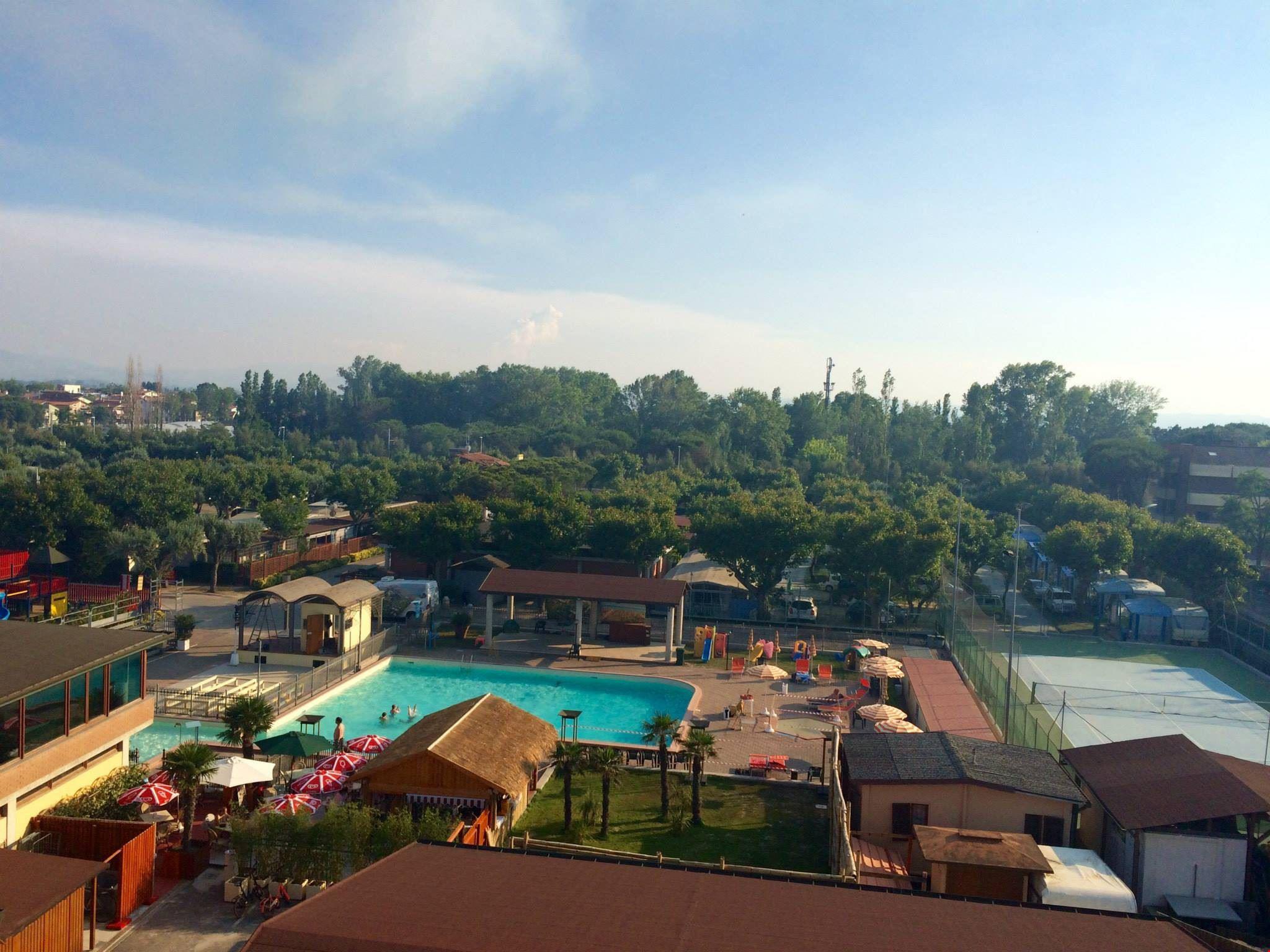 Camping con Piscina in Emilia Romagna