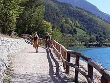 Relax in riva al Lago di Ledro, Trentino
