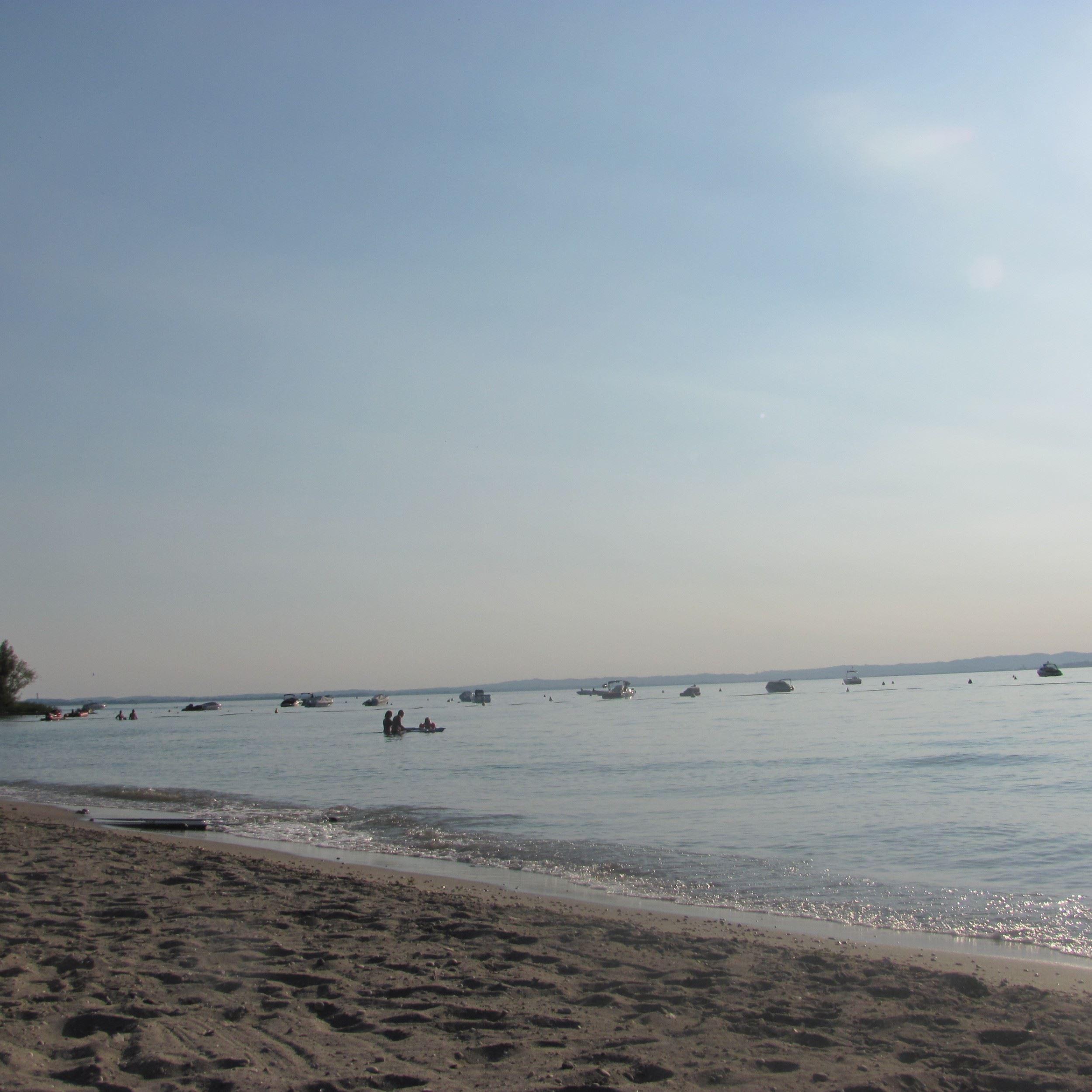 spiaggia di sabbia