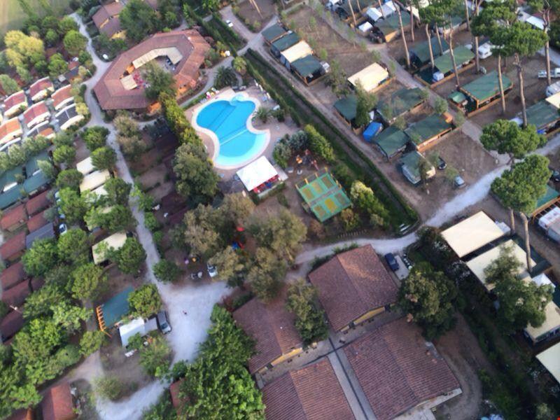 Camping Paradiso a Viareggio