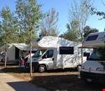 Camping con Area Camper a Viareggio, Toscana