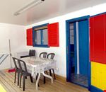 Bungalow con veranda