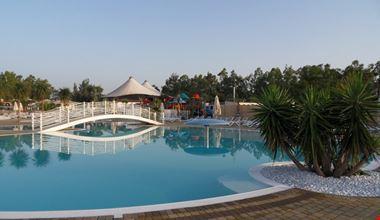 Camping Village con piscine in Abruzzo