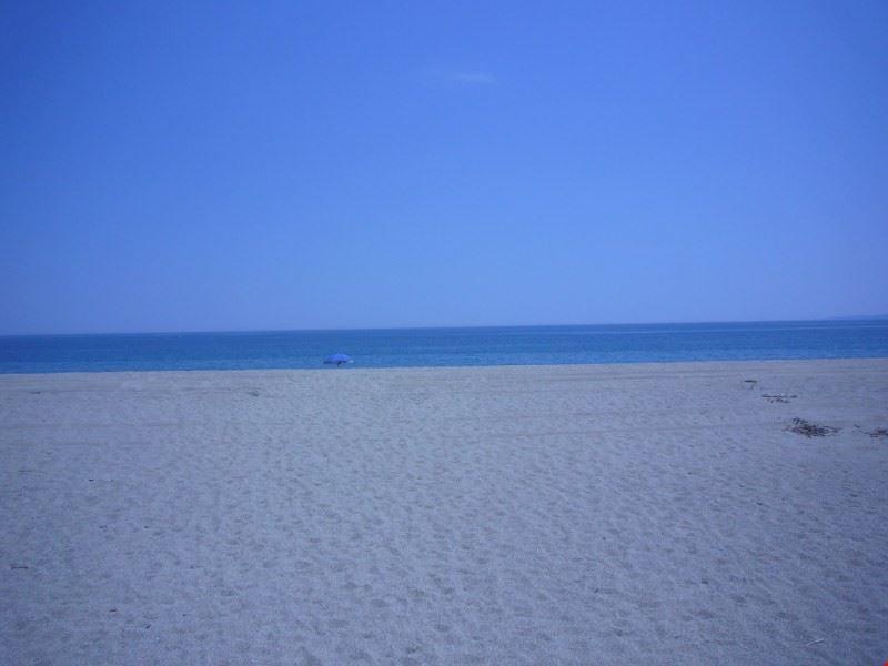 Spiaggia in Calabria