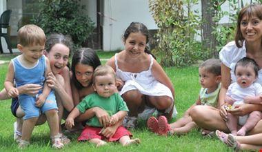 Famiglie e bambini