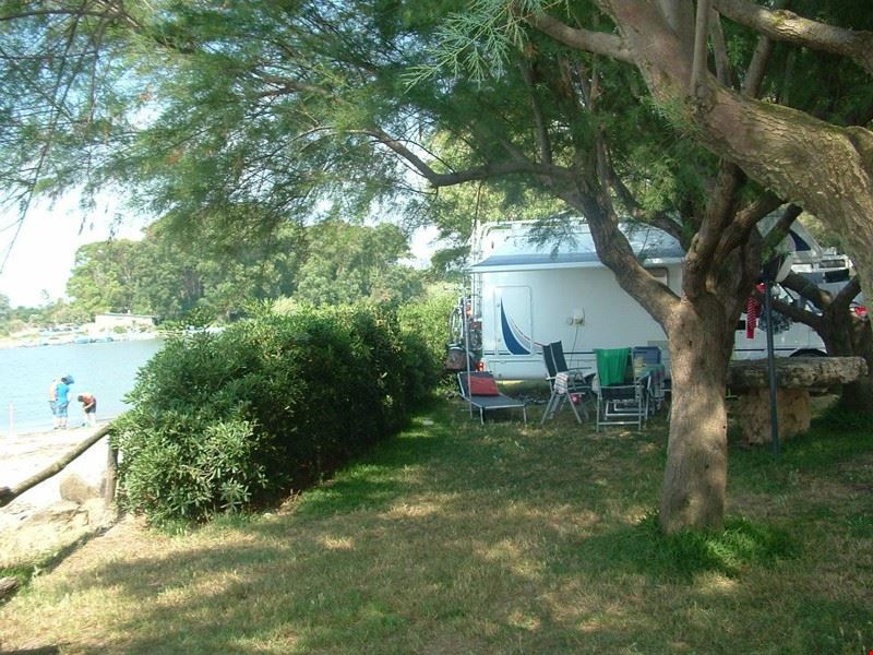 Camper Park e spiaggia