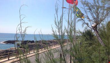 Camping sul Mare a Monopoli
