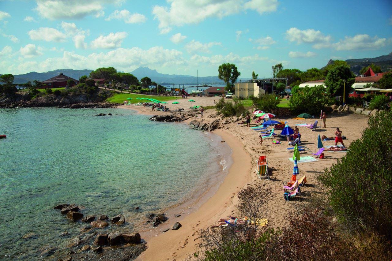 Spiaggia bar-anfiteatro