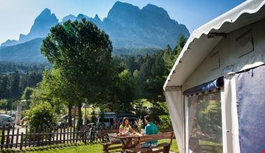 Camping Village nel Parco Naturale dello Sciliar