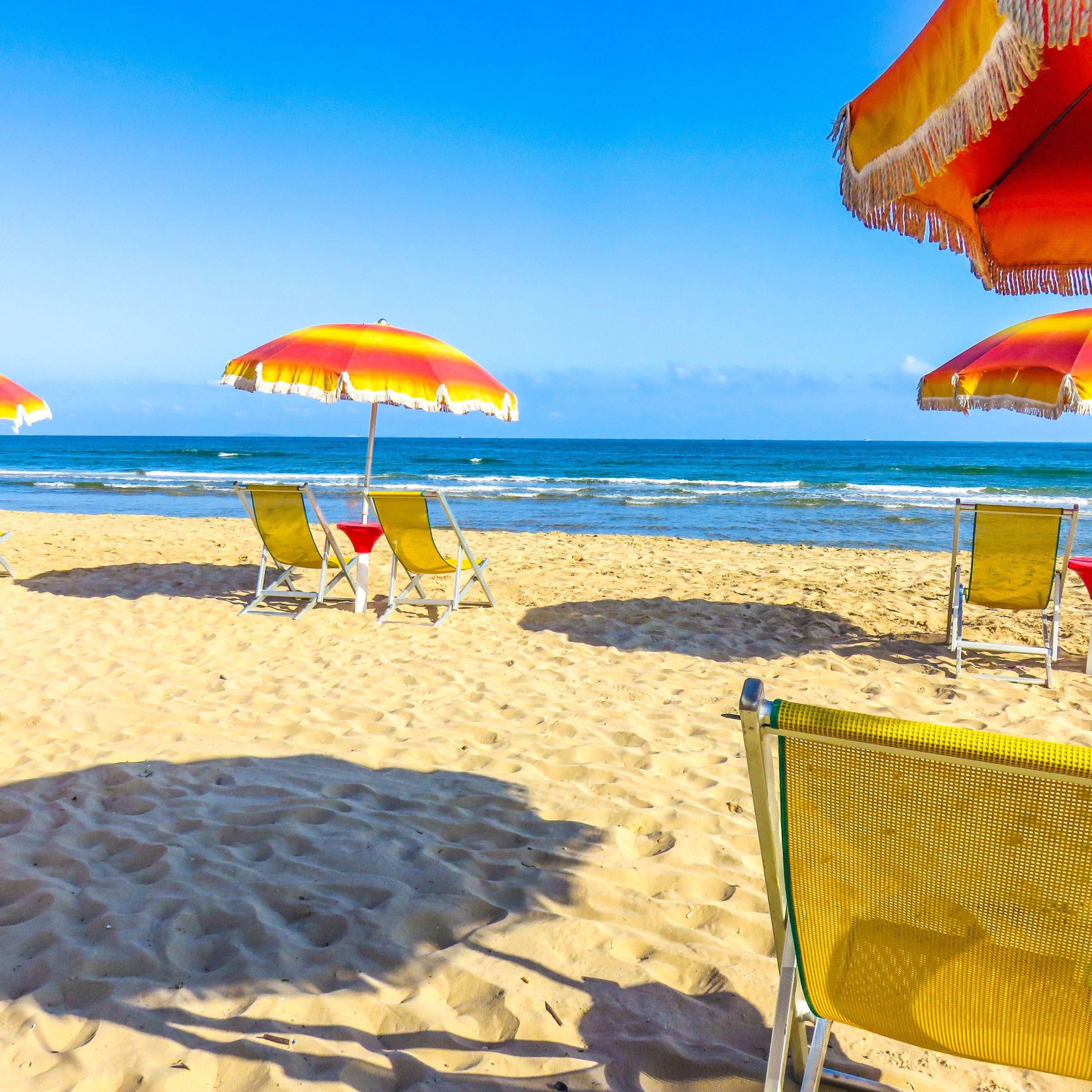 La Spiaggia dell'Isola di Varano