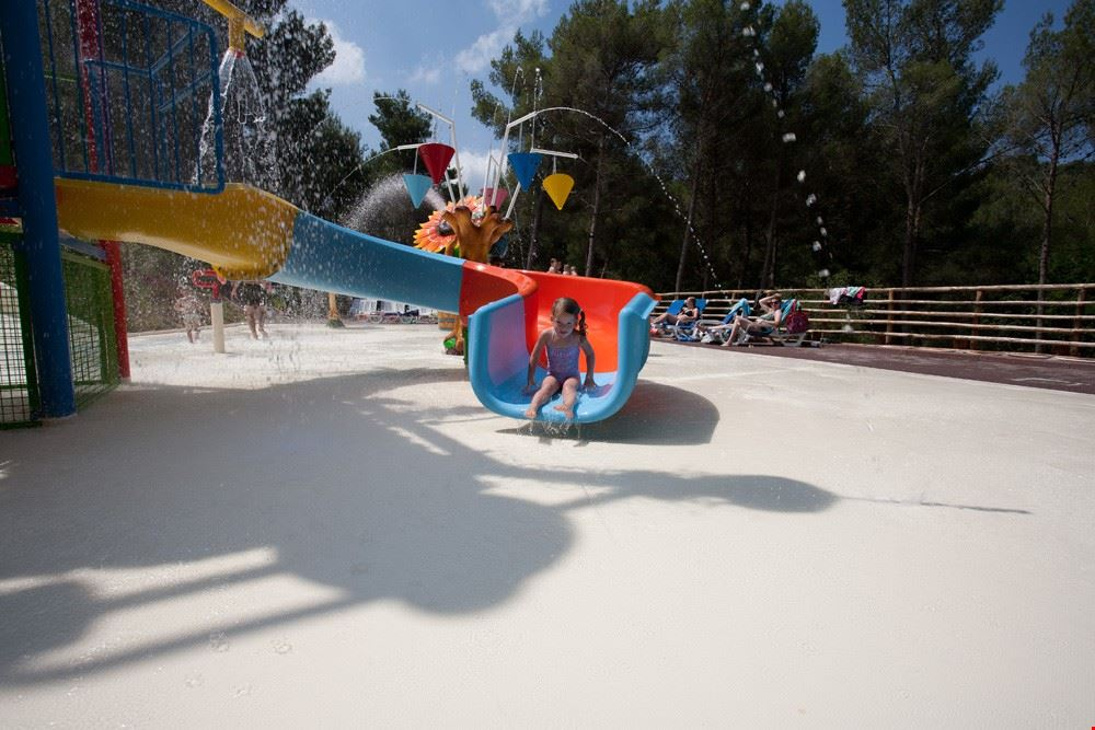 Giochi d'acqua in Toscana