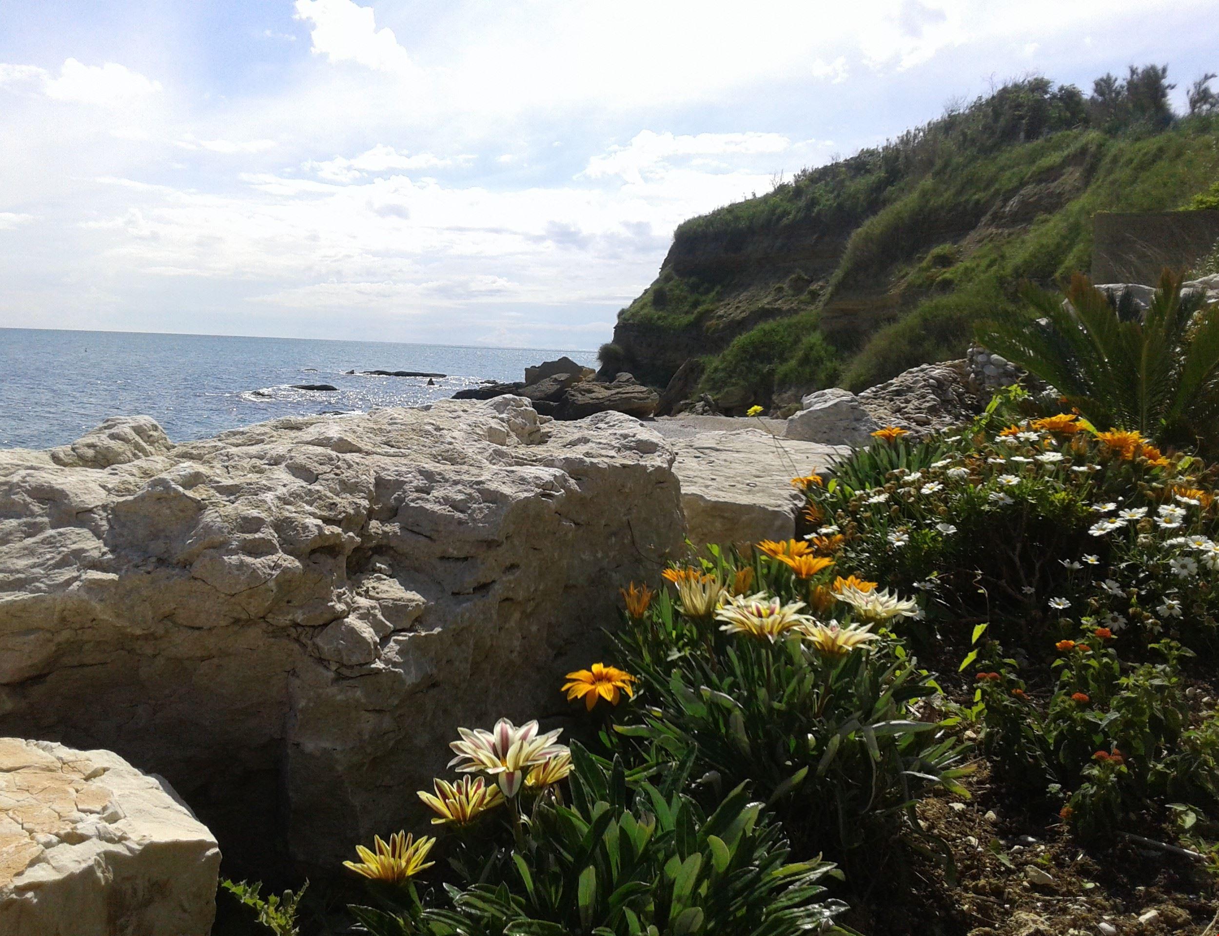 vista promontorio Punta Lunga