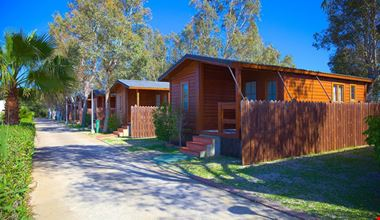 Sistemazioni del Devesa Gardens Camping & Bungalows
