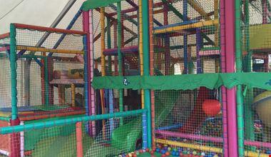 Parco giochi del Devesa Gardens Camping & Bungalows