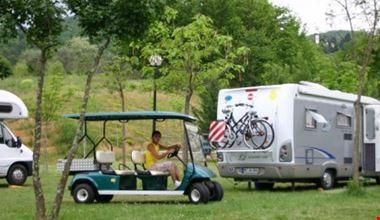 Camping nel Chianti
