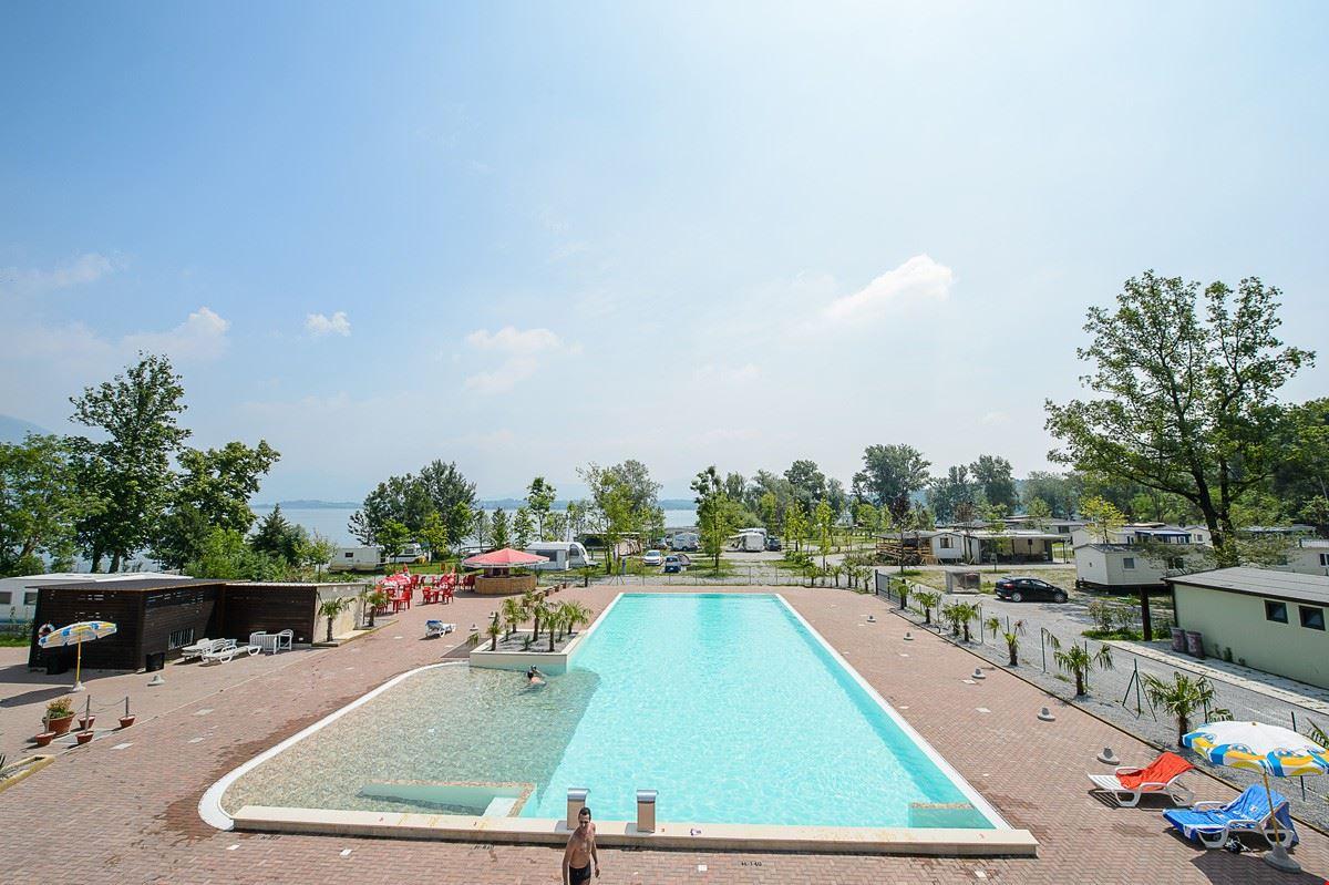 Camping con Piscina in Lombardia