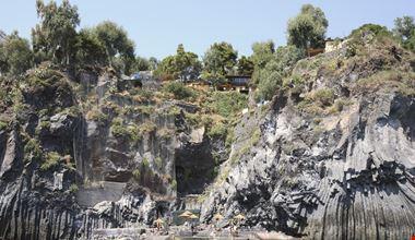 Camping Village sul Mare ad Acireale
