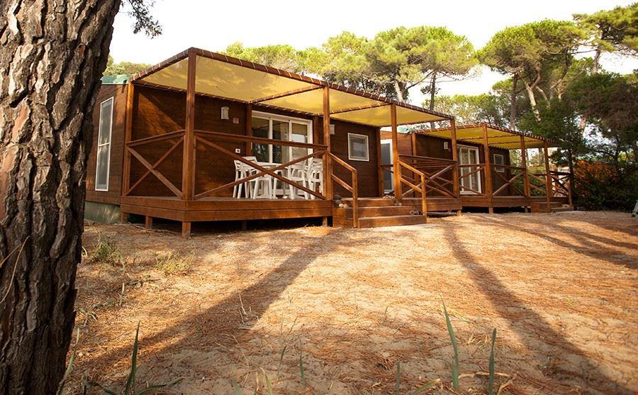 Camping con Mobile Home