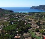 Panoramica del Camping Village Casa dei Prati