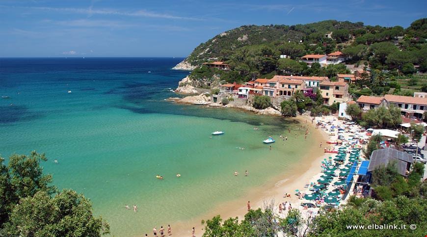 Camping village con spiaggia privata, Portoferraio