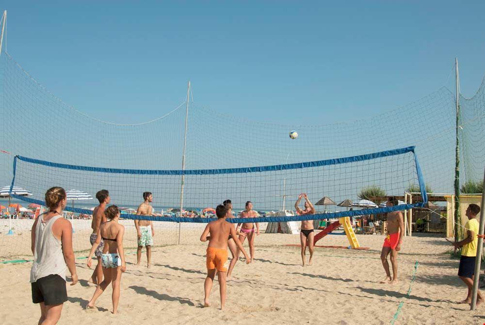 Beach Volley a Fermo