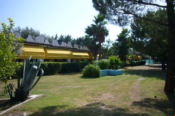 Villette del Villaggio Turistico Mare Blu in Calabria