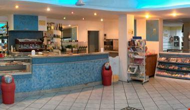 Bar del Villaggio Turistico Mare Blu