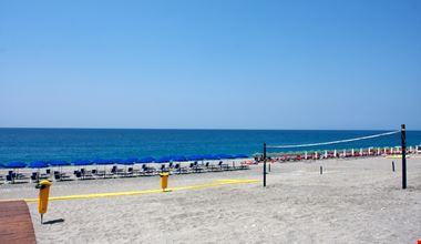 Campo da Beach Volley in Calabria
