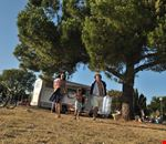 Campeggio in Istria
