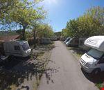 Area di Sosta Camper a Rapallo, Liguria