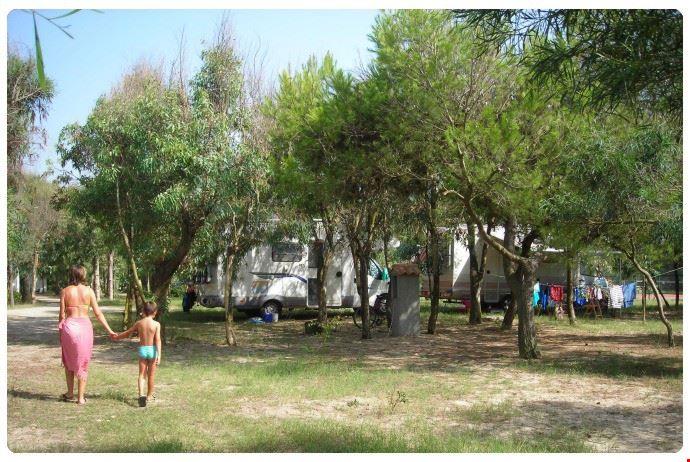 Camper Service a Nicotera Marina