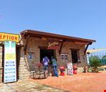 Reception del camping Sanfilippo a Cefalù